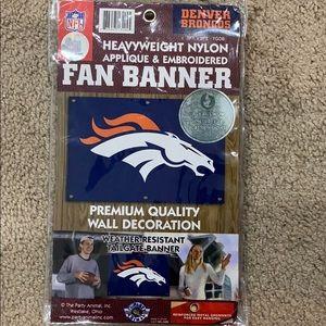 NFL Fan Banner